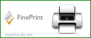 FinePrint v7.03 Pro / Server Edition. Чтение RSS. Лучший сайт для того, ч